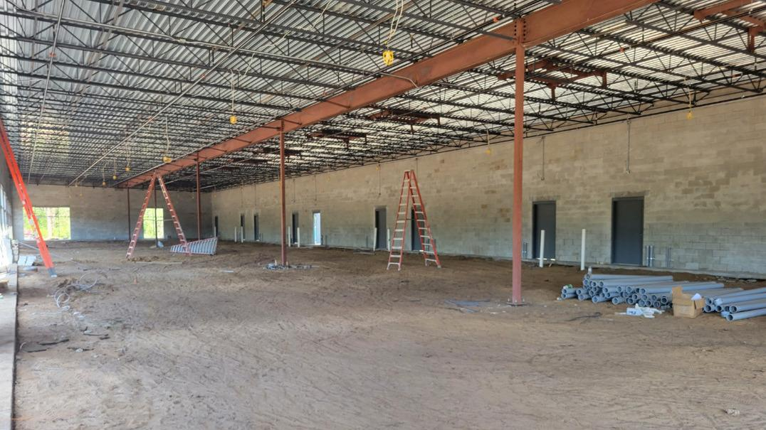 Proposed Multi-Tenant Retail/Office